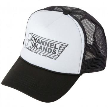 Channel Islands Flag Trucker Hat - Black