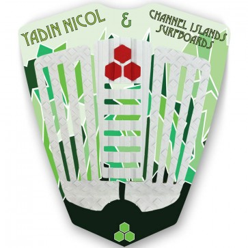 Channel Islands Yadin Nicol Traction - White