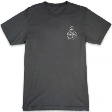 Channel Islands Packman Hex T-Shirt - Black Washed