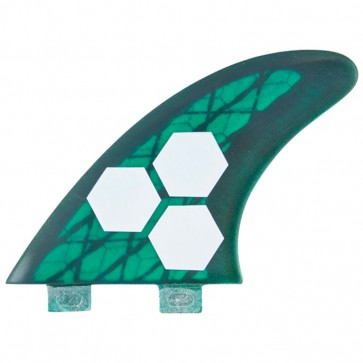 Channel Islands Fins - Tech 3 Large - Green/Carbon