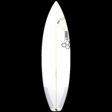 "Channel Islands Surfboards 6'0"" Black & White Surfboard"