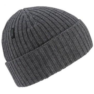 Coal Emerson Beanie - Charcoal