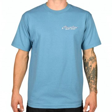 Cleanline Speed Diamond T-Shirt - Slate