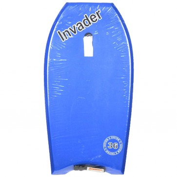Custom X Invader Body Board - 36'' - Dark Blue