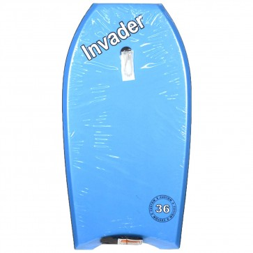 Custom X Invader Body Board - 36'' - Light Blue