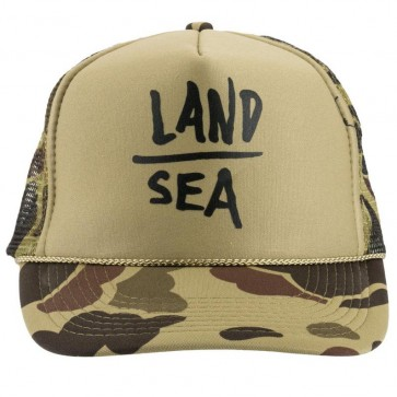 Depactus Land/Sea Trucker Hat - Camo