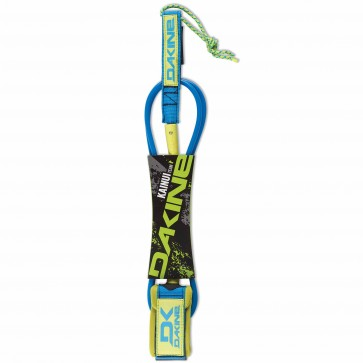 Dakine Kainui Team Leash - Neon Blue