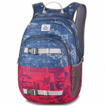 Dakine Point Wet/Dry Backpack - Tradewinds