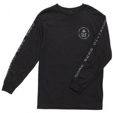 Dark Seas Immortal Premium Longsleeve Shirt - Black