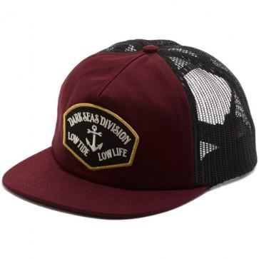 Dark Seas Corpsman Hat - Burgundy