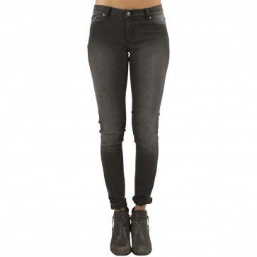 Element Women's Sticker Skinny Jeans - Black Wash