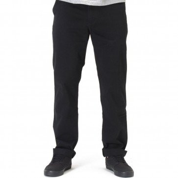 Element Howland Flex Chino Pants - Flint Black
