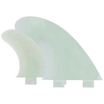 FCS Fins - M5 GF Quad G1000 - Glass