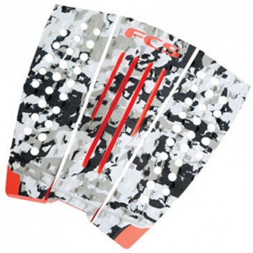 FCS Julian Wilson Traction - Camo/Orange