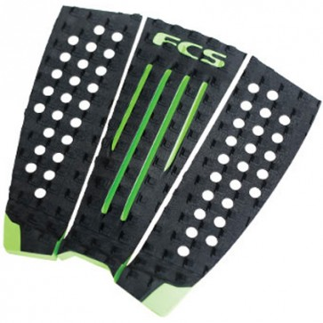FCS Julian Wilson Traction - Black/Lime