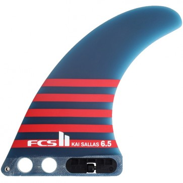 """FCS II Fins 6.5"""" Kai Sallas Longboard Fin"""