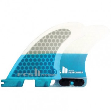 FCS II Fins Performer PC Medium Tri SUP Fin Set