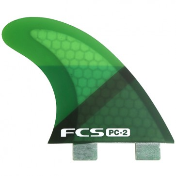 FCS Fins PC2 Tri Fin Set
