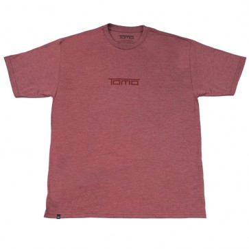 Firewire Surfboards Tomo Empire T-Shirt - Burgundy Heather