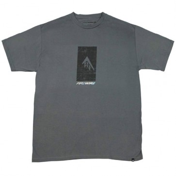 Firewire Surfboards Silhouette T-Shirt -Charcoal