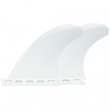 Futures Fins - QF2 4.15'' Quad Rears Thermotech - White