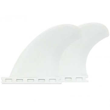 Futures Fins - QD1 4.0'' Quad Rears Thermotech - White