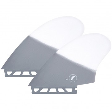 Futures Fins K1 Keel Twin Fin Set