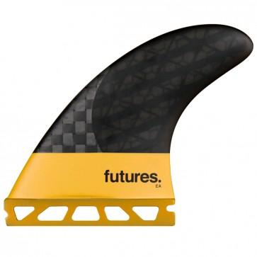 Futures Fins - EA Blackstix 3.0 - Orange