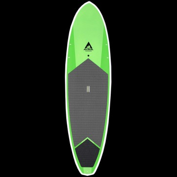 "Global Surf Industries 9'8"" Adventure All Rounder X1 SUP - Green"