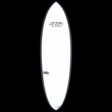 Haydenshapes Surfboards Hypto Krypto V FutureFlex Surfboard - Clear