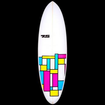 Global Surf Industries - 6'9'' 7S Cog PE Surfboard - Blocks