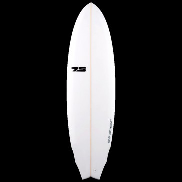 Global Surf Industries - 6'6'' 7S Superfish II PE Surfboard - Clear