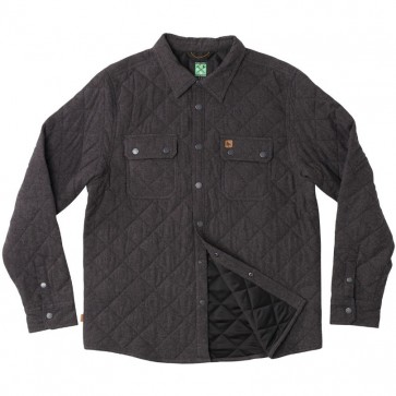 HippyTree Stout Jacket - Asphalt