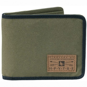 HippyTree Madera Wallet - Military