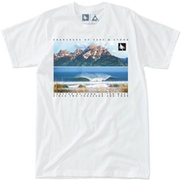 HippyTree Apex T-Shirt - White