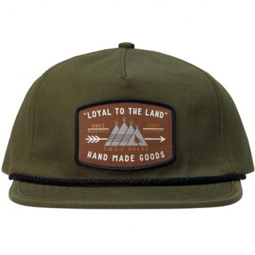 HippyTree Totem Hat - Military