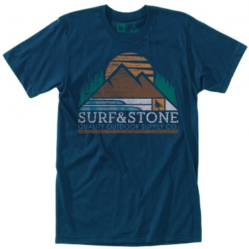 HippyTree Brekenridge T-Shirt - Navy