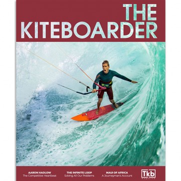 The Kiteboarder Magazine - Volume 13 Number 3