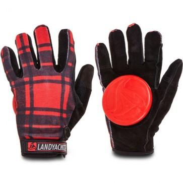 Landyachtz Plaid Slide Gloves