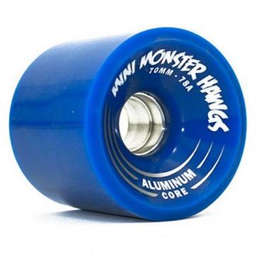 Landyachtz 70mm Turbo Mini Monster Hawgs - Blue