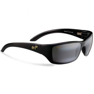 Maui Jim Canoes Sunglasses - Gloss Black/Neutral Grey