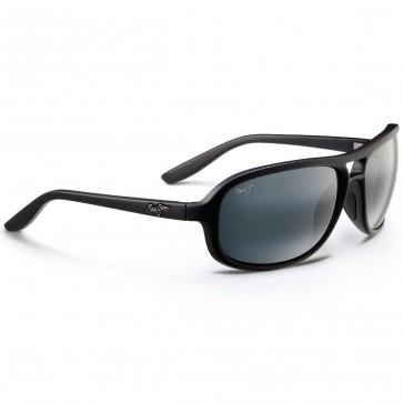 Maui Jim Breakers Sunglasses - Matte Black/Neutral Grey