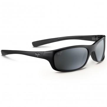Maui Jim Kipahulu Sunglasses - Gloss Black/Neutral Grey
