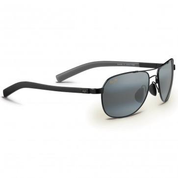 Maui Jim Guardrails Sunglasses - Gloss Black/Neutral Grey