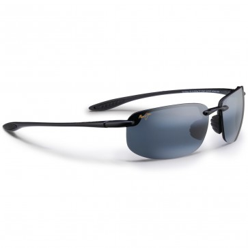 Maui Jim Ho'okipa Sunglasses - Gloss Black/Neutral Grey