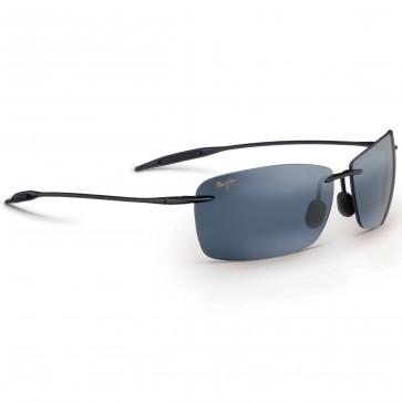 Maui Jim Lighthouse Sunglasses - Gloss Black/Neutral Grey