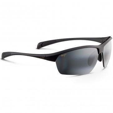 Maui Jim Stone Crushers Sunglasses - Matte Black/Neutral Grey