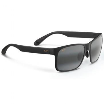 Maui Jim Red Sands Sunglasses - Matte Black/Neutral Grey