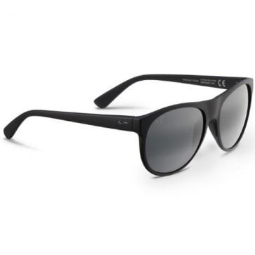 Maui Jim Rising Sun Sunglasses - Matte Black/Neutral Grey