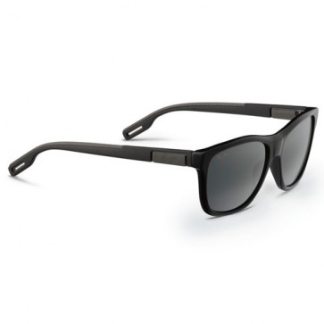 Maui Jim Howzit Sunglasses - Gloss Black/Neutral Grey